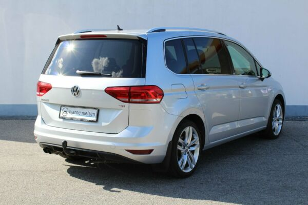 VW Touran 1,4 TSi 150 Highline BMT - billede 1