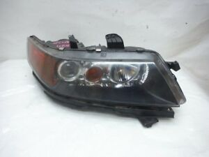 ACURA TSX BASE AT PASSENGER RIGHT HEADLIGHT OEM - 2006 acura tsx headlights