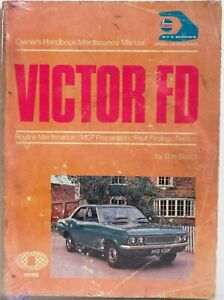 Haynes-Vauxhall-Victor-FD-1967-to-1972-Owners-Handbook-Maintenance-Manual