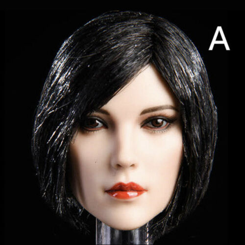 """YMTOYS YMT017A 1//6 Scale Female Head Sculpt fit for 12/"""" Action Figure"""