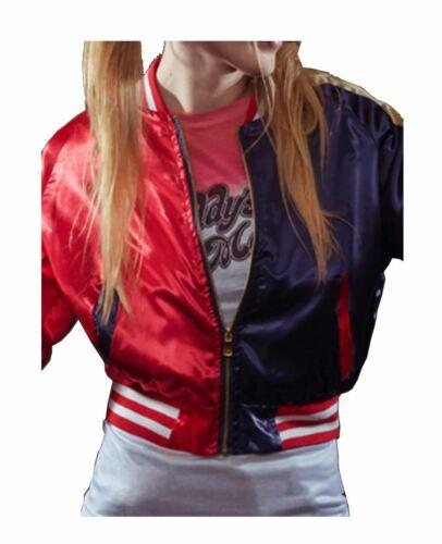 Kids /& Ladies Red And Royal Blue Cosplay Satin Jacket Long Sleeves Fancy Coat