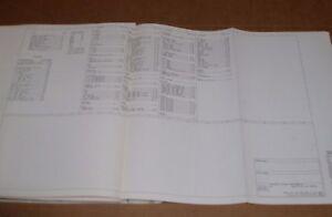 1985 ford econoline van e150 e250 wiring diagram schematic sheet image is loading 1985 ford econoline van e150 e250 wiring diagram