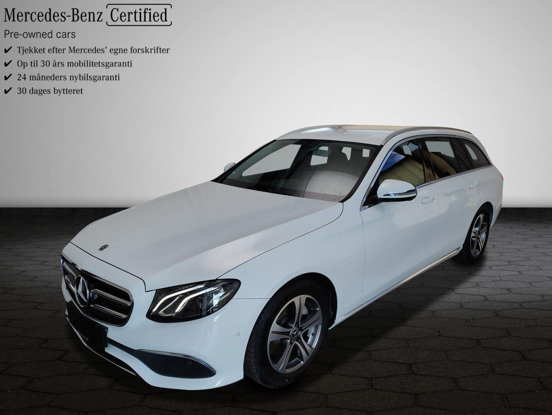 Mercedes E300 d 2,0 stc. aut. 5d - 564.900 kr.
