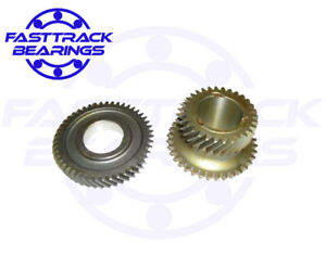 47 TEETH PK6 GEARBOX RENAULT MASTER 6TH GEARS 39MM BORE BRAND NEW 30
