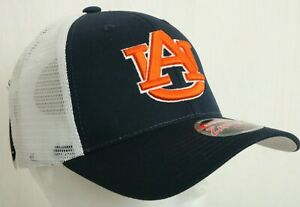 NEW-Auburn-University-Tigers-Navy-Zephyr-Snapback-Baseball-Trucker-Hat-Cap-OS