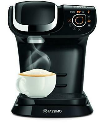 BOSCH Tassimo Vivy 2 TAS1402GB Macchina del caffè da 0.7 LITRI-NERO 1300 Watt