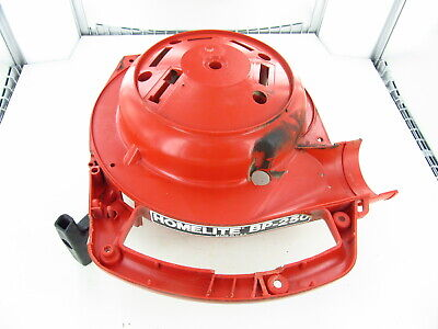 41 HomeLite Leaf Blower Model BP 250 Starter And Motor Cover Parts EBay