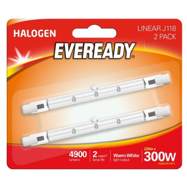 230W R7S 118MM SECURITY LIGHT BULB FLOOD LIGHT HALOGEN LIGHT SECURITY