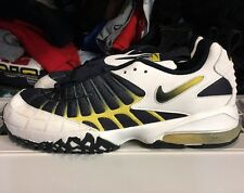 Nike Air Max 120 White Obsidian Yellow 12 Ds Vintage Og 1999