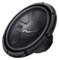 Pioneer Ts-w311 12 Inch 30cm 4ω Single Voice Coil Free Air Sub Subwoofer