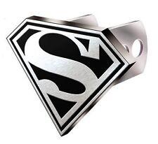 Superman HITCH COVER Plug DC Comics Universal Fit METAL