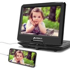 13 HD Tragbarer DVD Player Monitor Fernseher HDMI USB AV Video für Kinder AKKU