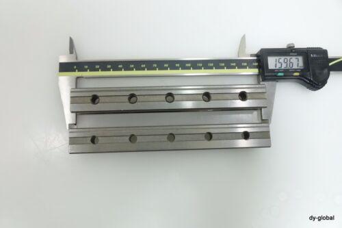 THK Used HSR20-160L 2Rails Linear Bearing for HSR20A,HSR20R,HSR20B,HSR20LA,LB,LR