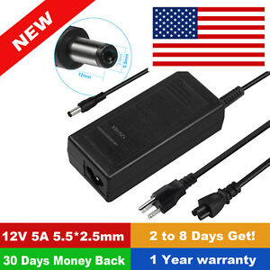 AC Adapter For Dell S2440L S2440Lb LED LCD Monitor DC Charger Power Supply Cord