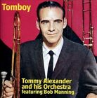 Tomboy by Tommy Alexander (CD, 2012, Montpellier)