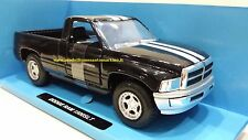 NEW RAY DODGE RAM 1500SLT 1997 PICK-UP NERA CITY CRUISER 1:32DIE-CAST  54093