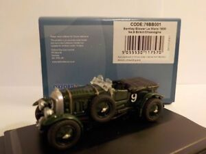 Bentley-Blower-9-Model-Cars-Oxford-Diecast