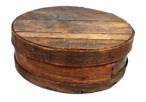 Antique-Primitive-Wood-Cheese-Box-Pantry