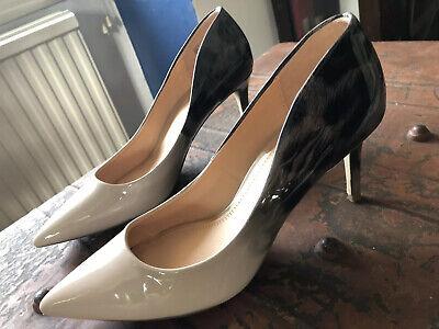 leopard ombre heels