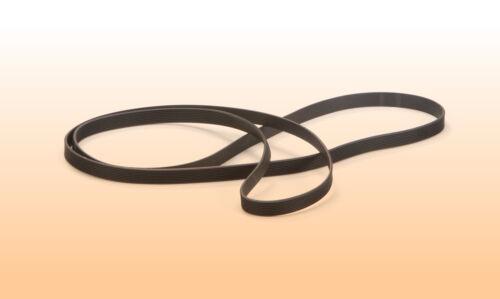 Courroies trapézoïdales Courroie Sèche-Linge 1970h7 remplace 1965 H par exemple pour Bauknecht Whirlpool #23