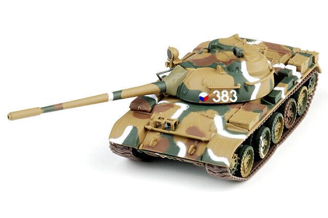 1979 Scale model tank 1:72  Т-62 Egyptian Armoured Brigade Egypt-Libya border