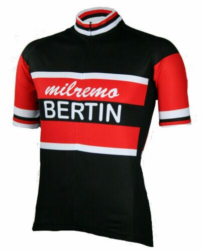 Brand New Retro Team Milremo Bretin Cycling Jersey