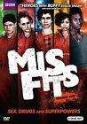 Misfits Season 1 0883929241026 DVD Region 1 P H
