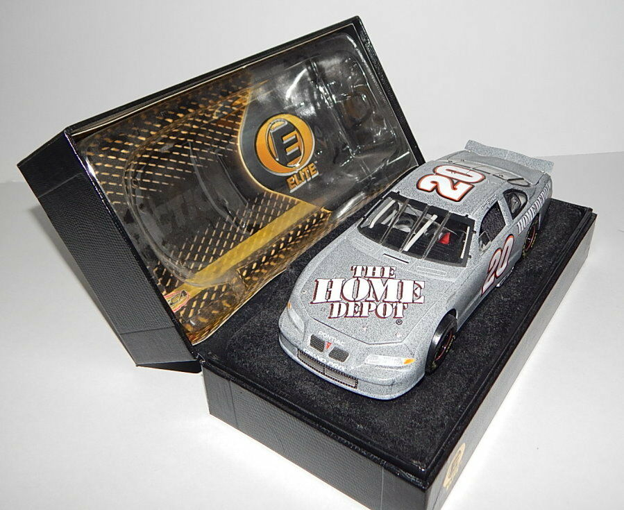 Tony Stewart No. 20 Home Depot Test Car 2001 Grand Prix Elite 400440 RCCA Nascar