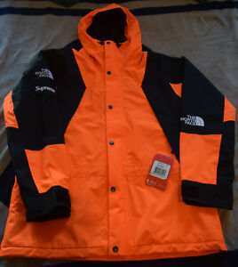 Supreme x The North Face Mountain Light Parka Jacket FW16 Power ... f752174ba