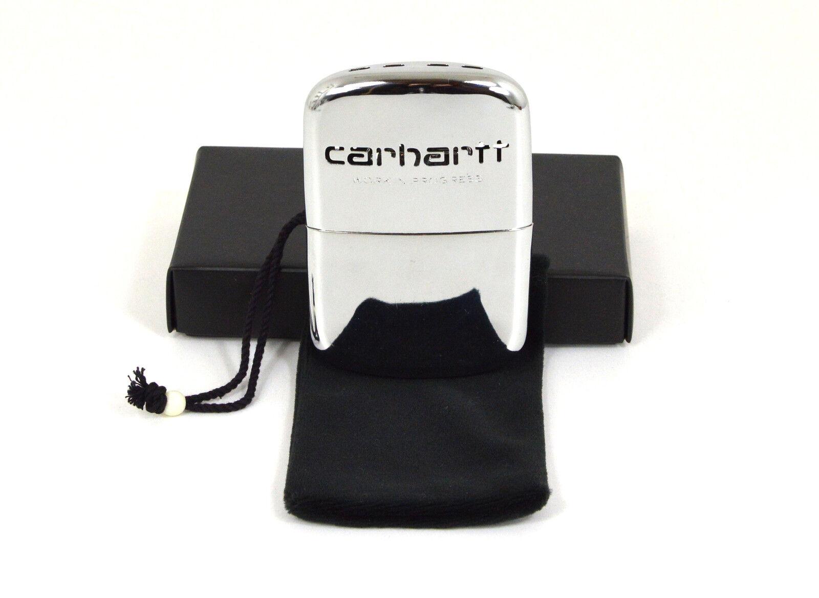 Carhartt Wip Poche chaud, métal ,couleur ,couleur ,couleur alu,poches Chaudes, NEUF ded90d