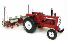 Cockshutt 1900 White Planter Firestone Wheels of Time Toy Farm Tractor SpecCast