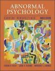 Abnormal Psychology : Current Perspectives by Lauren B. Alloy, Margaret J. Manos and John H. Riskind (2004, Hardcover)