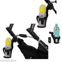 Flaschenhalter Halterung Baby Trinkflasche Becher Kinderwagen Sportwagen Buggy