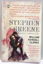 STEPHEN GREENE William Clarke VINT PB 1961 gc Historical Romance