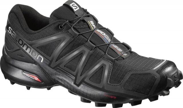 Salomon Speedcross 4 W Traillaufschuhe für Damen Schwarz, EU 40