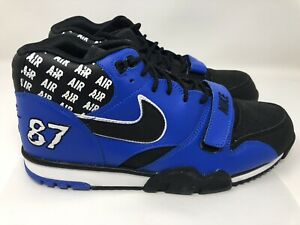 fast delivery online here 100% top quality Details about Nike Air Trainer 1 Mid SOA 87 Bo Jackson Shoes Men's Size 10  AQ5099-400