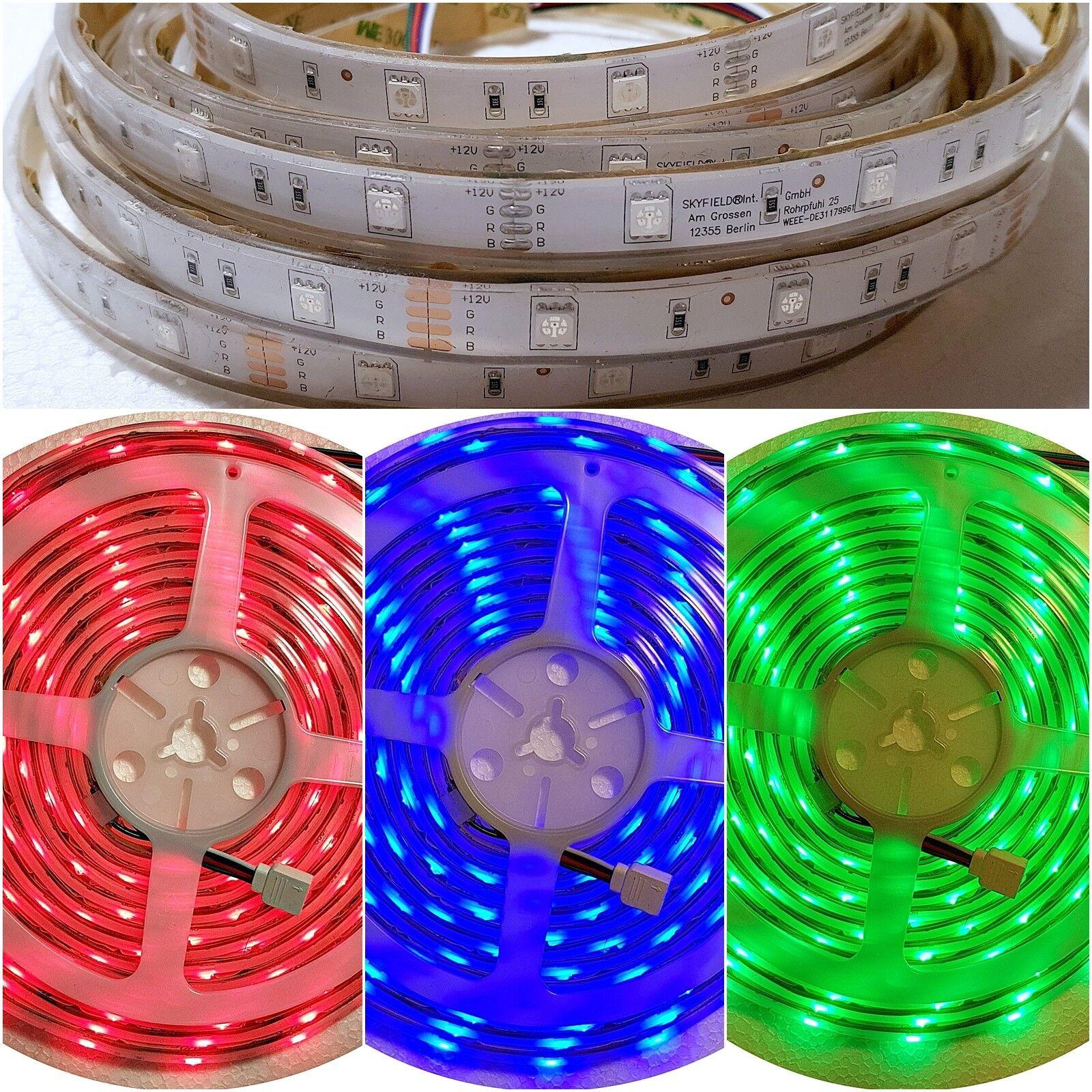 il più recente Skyfieild ip68 ip68 ip68 5m-30m SET COMPLETO RGB LED Strips STRIP Barra Sotto Acqua Stagno  vendita di fama mondiale online