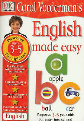 Vorderman, Carol : Carol Vordermans English Made Easy: Age Fast and FREE P & P