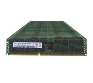Samsung-8GB-PC3L-10600R-2Rx4-DDR3-1333MHz-240pin-ECC-Server-REG-DIMM-Memory-Lot