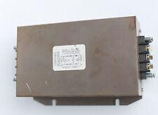Schaffner EMI Power Line Filter FN352Z-20/03 110/240 VAC 50/60Hz 20 Amp