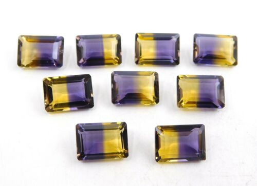 Details about  /12 X 16 MM Octagon AAA++ Good Quality Ametrine Hydro Loose Gemstones P-537