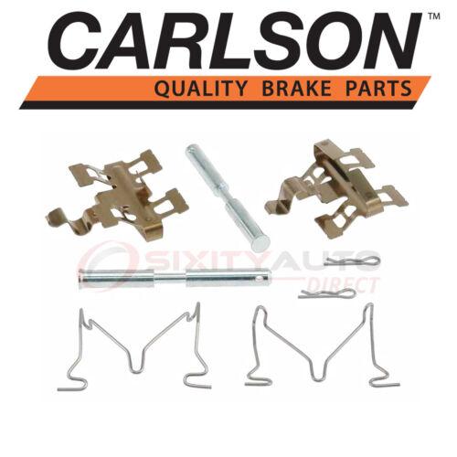 Pad ms Carlson Rear Disc Brake Hardware Kit for 1998-2005 Lexus GS300