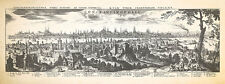 Constantinopolis Konstantinopel Istanbul Türkei Kaiserpalast Schloß Merian 1010