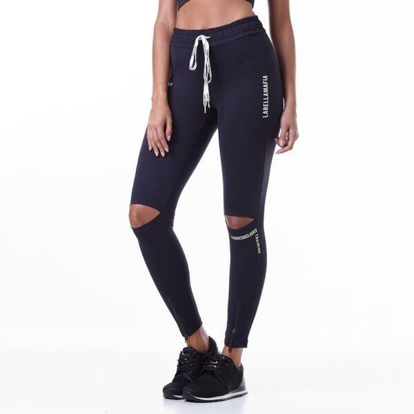 Labellamafia LEGGING ESSENTIALS LUX FCL13825 Women Sport Fitness Bodybuilding