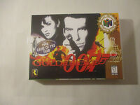 Goldeneye 007 - N64 Reproduction Art Case/box (no Game.)