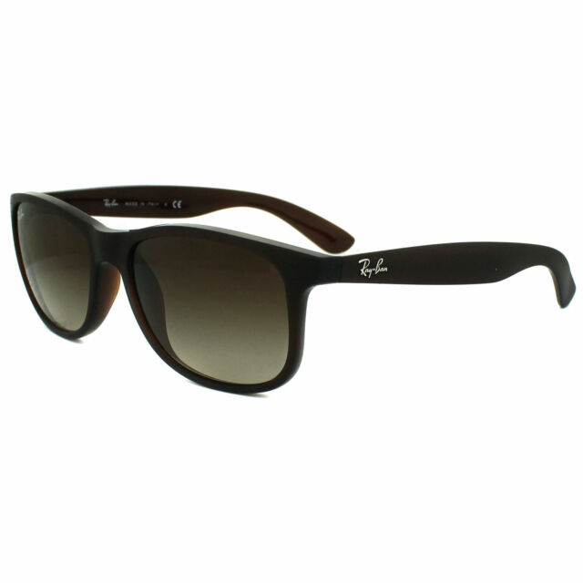 09643d4ea1 Sunglasses Ray-Ban Rb4202 Andy 607313 Brown Matt for sale online