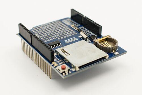 Data Logger Module Logging Data Recorder Shield for Arduino UNO SD Card DH