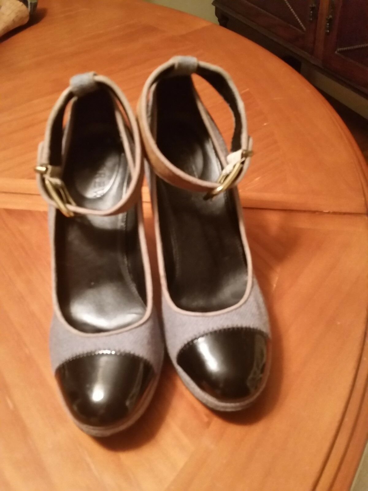 J. US Crew Italian shoes heels US J. 7.5 897c23