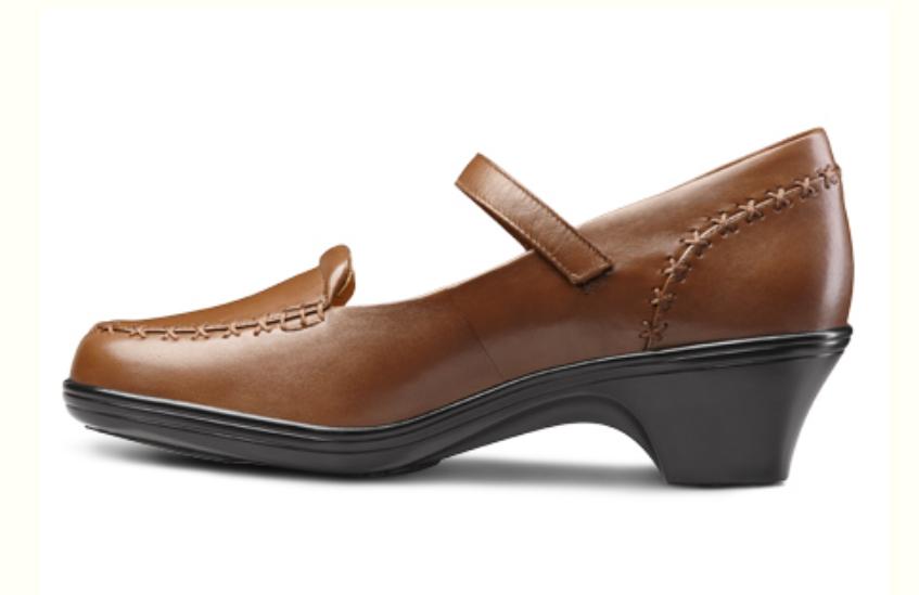 diabète w talons fort cathy femmes classic chaussures marron ExZxYqgF0w