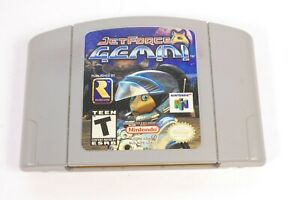 AUTHENTIC-N64-Jet-Force-Gemini-Nintendo-64-Cartridge-Only-Cleaned-amp-Tested